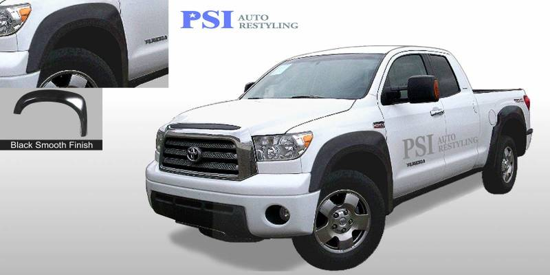 2010 Toyota Tundra Extension Style Smooth Fender Flares
