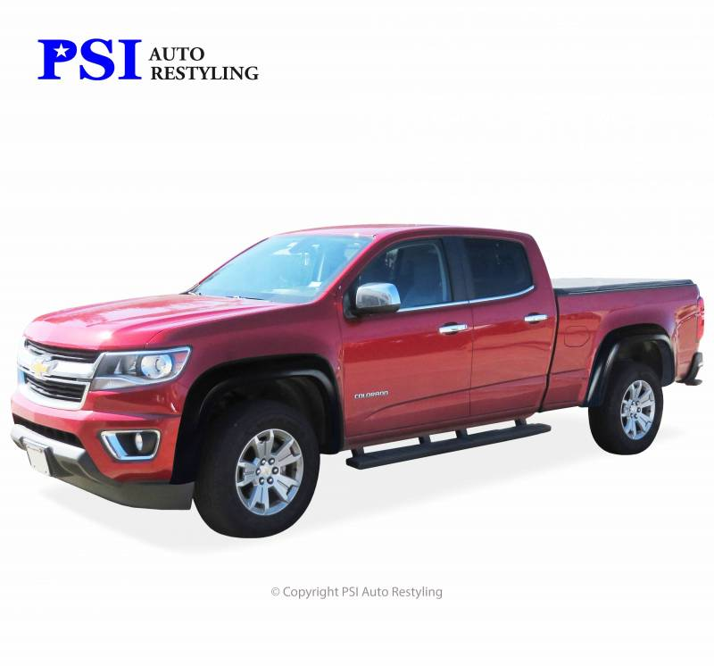 2015 Chevrolet Colorado Extension Style Smooth Fender Flares