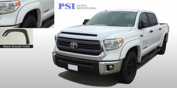 PSI - 2015 Toyota Tundra Extension Style Smooth Fender Flares
