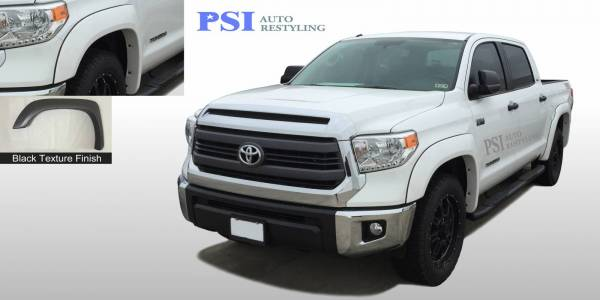 PSI - 2015 Toyota Tundra Extension Style Textured Fender Flares