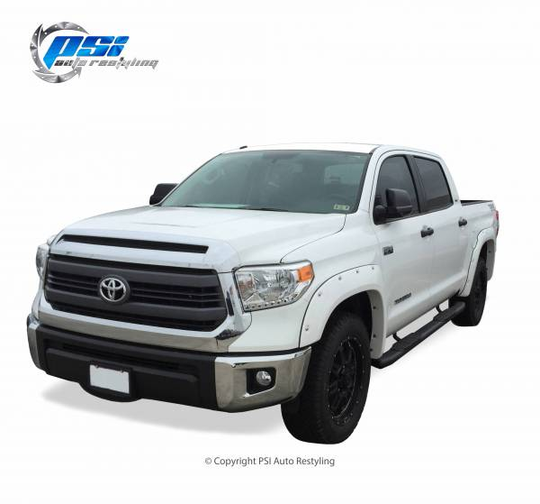 PSI - 2015 Toyota Tundra Pocket Rivet Style Smooth Fender Flares