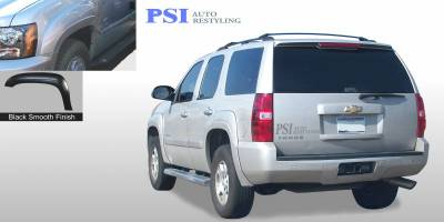 OEM Style - Smooth Paintable - PSI - 2009 Chevrolet Tahoe OEM Style Smooth Fender Flares