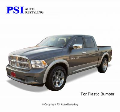 PSI - 2013 Dodge/RAM RAM 1500/1500 OEM Style Smooth Fender Flares - Image 4