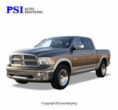 PSI - 2013 Dodge/RAM RAM 1500/1500 OEM Style Smooth Fender Flares - Image 5