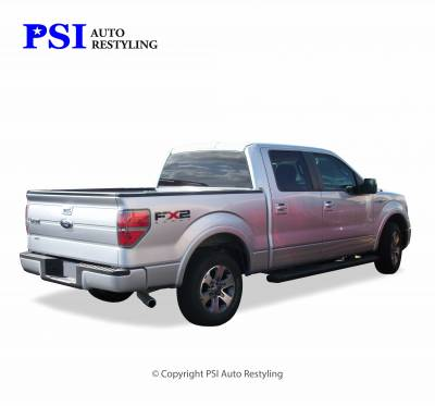 PSI - 2011 Ford F-150 Rugged Style Smooth Fender Flares - Image 5
