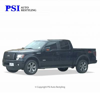 PSI - 2009 Ford F-150 Rugged Style Textured Fender Flares - Image 4