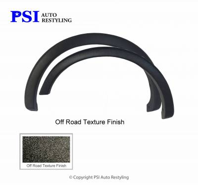 PSI - 2010 Ford F-150 Rugged Style Textured Fender Flares - Image 2